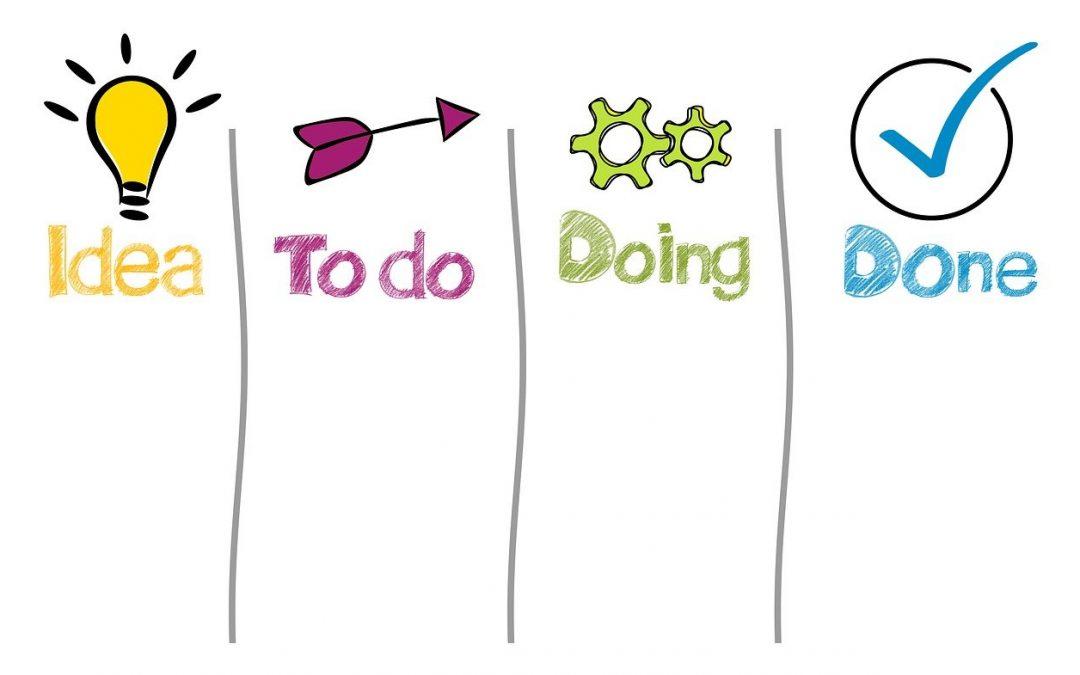 Je crée ma routine quotidienne !